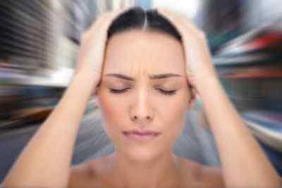 Причины головокружения, вызванные патологией