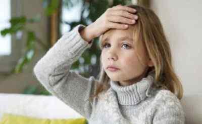 Ребенок жалуется на головную боль. Причины