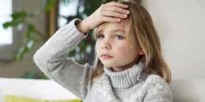 Дети и мигрень