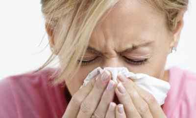 Гайморит и простудные заболевания