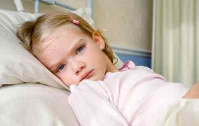 Клинические проявления у ребёнка 5-10 лет