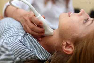 Нарушение работоспособности щитовидной железы