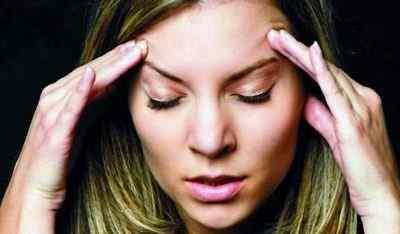Характерные симптомы мигрени у взрослых
