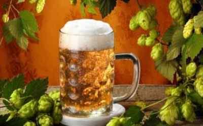 Состав слабоалкогольного напитка
