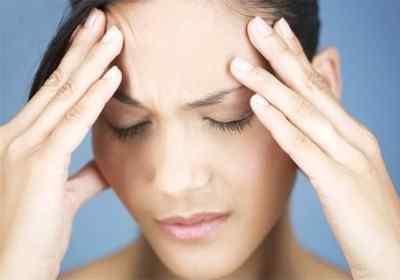 Основные причины болей в голове