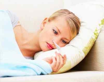 Причины болей, сопровождающихся подъёмом температуры