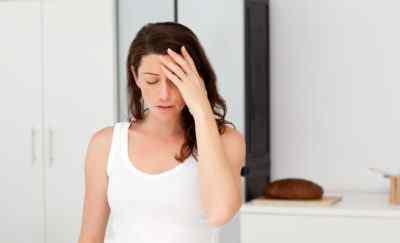 Почему болит голова во время беременности