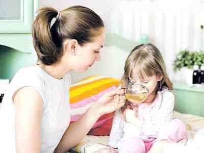 Головная боль как помочь малышу