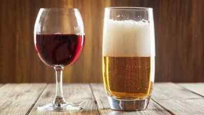 Пиво-вино или вино-пиво