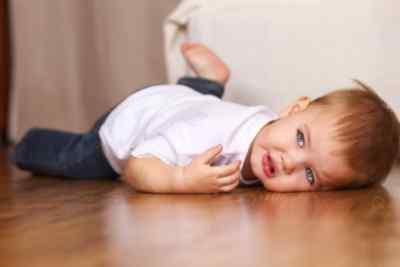 Острая головная боль у ребёнка