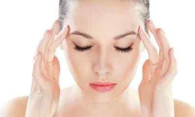 Лечение головных болей при низком давлении