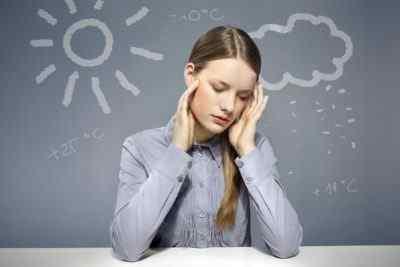 Что делать если на погоду болит голова