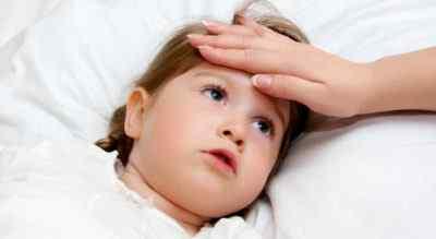 Проявления инфекционного мононуклеоза у ребёнка