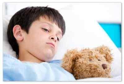 Почему кружится голова (вертиго) и тошнит ребёнка – основные причины