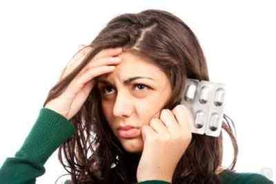 Фармакологическое лечение мигрени