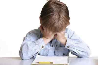 Мигрень может затронуть и ребёнка