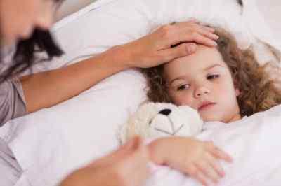Ребенка тошнит болит живот