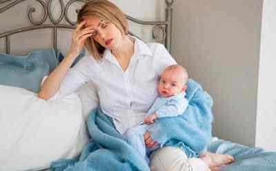 Мигрень при беременности и кормлении – как её лечить