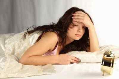 Расстройства сна в качестве триггера головных болей