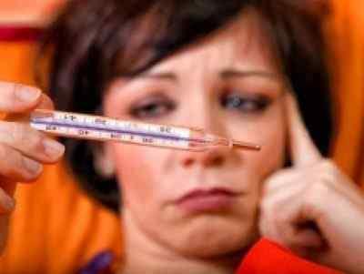 Поднялась температура и неделю болит голова. Что можно предпринять