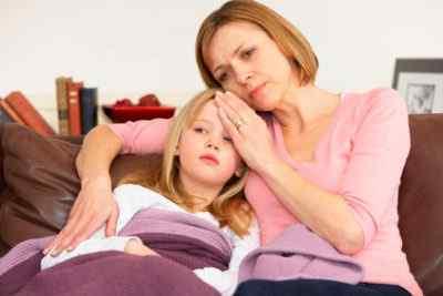 Причины тревожных симптомов