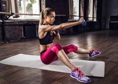 Интенсивные упражнения могут быть триггером
