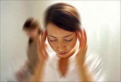 Основные факторы появления головокружения