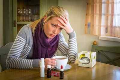 Головная боль во время гриппа