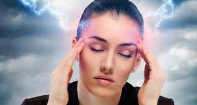 Как бороться с приступами головной боли при неврозе