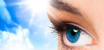 Защитите глаза