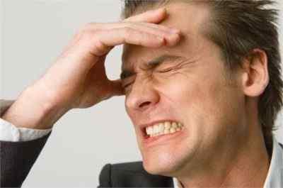 Болит голова над бровью и в области лба. Узнайте больше о тензионной головной боли