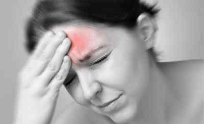 Характеристики головной боли