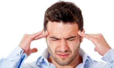 Новая ежедневная стойкая головная боль