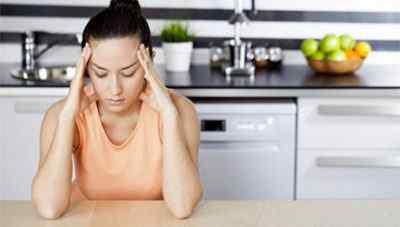 Мороженое или дефицит магния что ответственно за головную боль