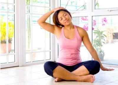 Йога и головная боль
