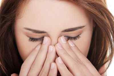 Напряжение и повреждение глаз