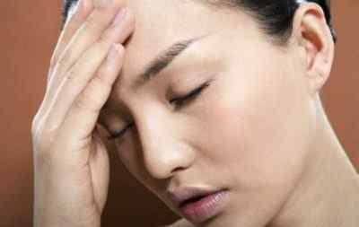 Проявление мигрени, проблемы с носом