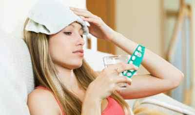 Лечение мигрени – что можно и лучше выпить