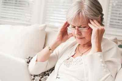Какая может быть причина головокружения при головной боли