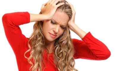 Как облегчить головную боль напряжения