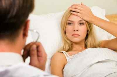 Заболевание, приводящие к головной боли
