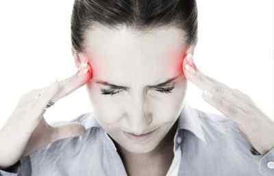 Основные признаки частых головных болей
