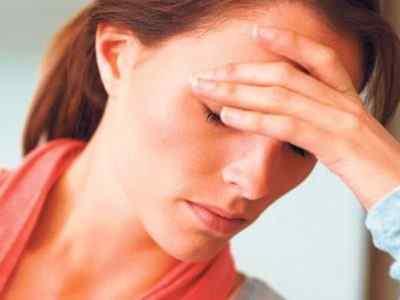 Патологические причины головной боли