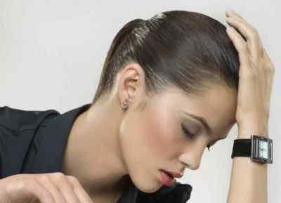 Как проявляется боль и головокружение