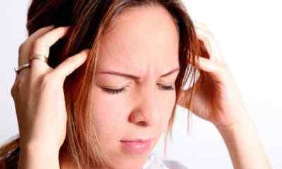 Мигрень - сокрушительная пульсирующая головная боль