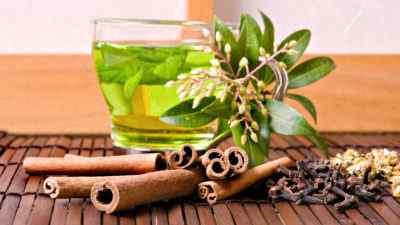 Чай с особыми травами от боли в голове