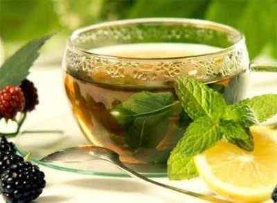 Успокаивающие травяные напитки