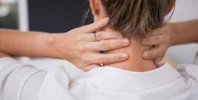 Шейный остеохондроз осложнение на ухо