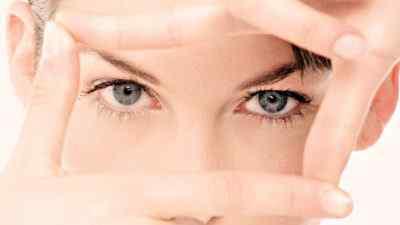Глаза – виновники проблемы