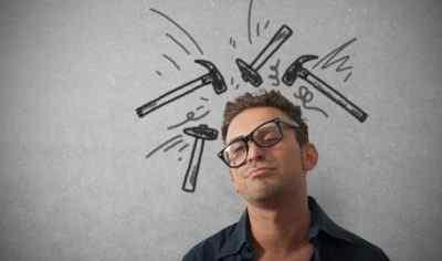 4 основных типа головных болей, и что они означают